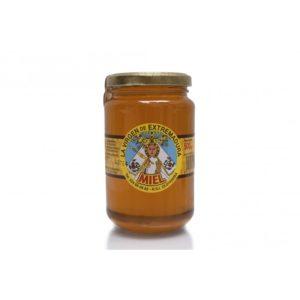 miel natural de azahar 500 grs.