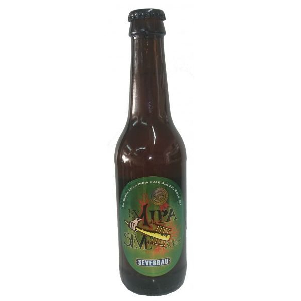 Cerveza artesana Sevebrau Seve Boris