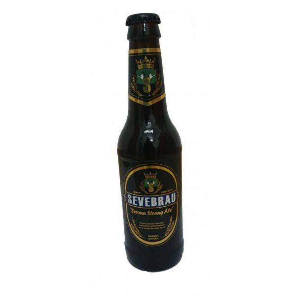 Cerveza artesana Sevebrau Serona Strong Ale