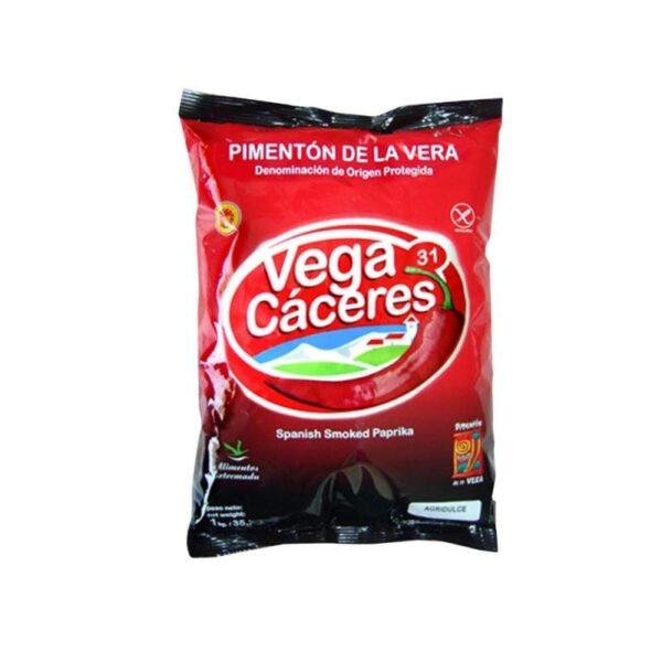 Pimentón de la Vera agridulce saco de 1 kg