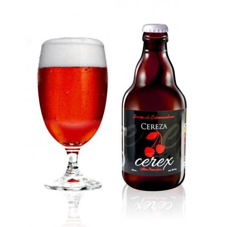 cerveza de cereza