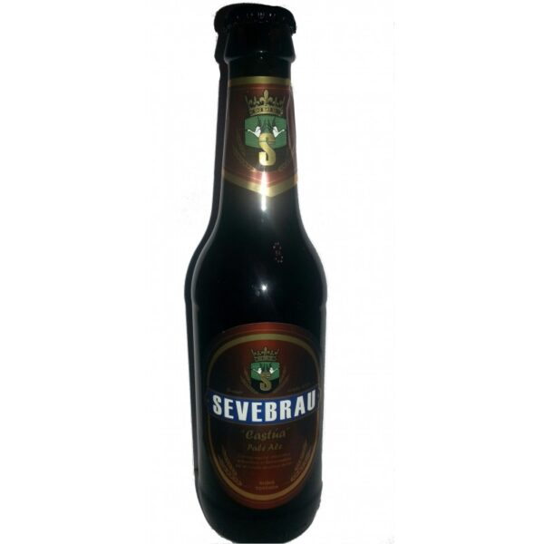 Cerveza Artesana Sevebrau Pale Ale
