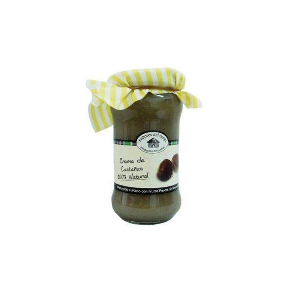 crema de castañas Sabores del Guijo