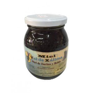 miel de encina y roble