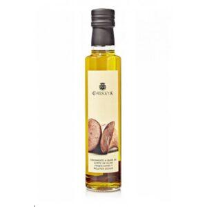 aceite aromatizado con boletus
