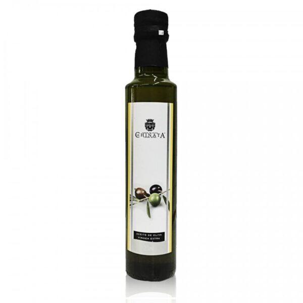 aceite de oliva virgen extra la Chinata 250 ml