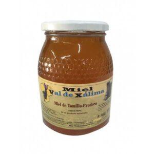 miel de tomillo Val de Xálima 1 Kg