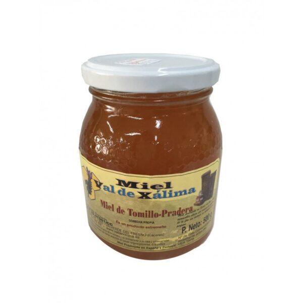 miel de tomillo val de xálima