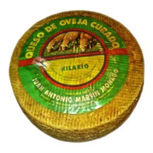 queso de oveja curado
