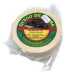 queso de cabra y vaca semicurado