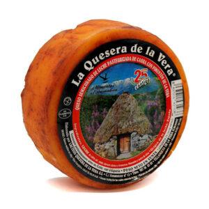 queso semi pimentón La Quesera de la Vera