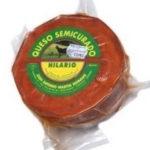 queso de cabra y vaca al pimentón