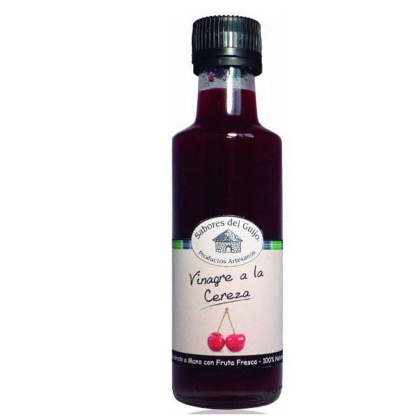vinagre de cereza sabores del guijo