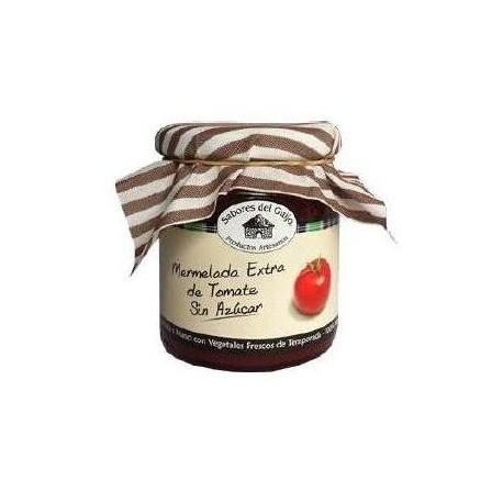 mermelada de tomate sin azúcar