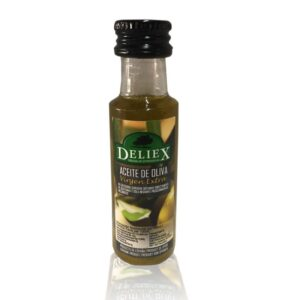 miniatura de aceite de oliva virgen extra