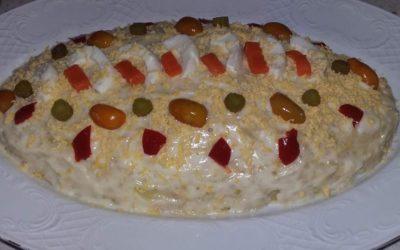 Recetas de Cocina: Ensaladilla Rusa