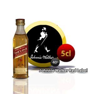 miniatura Whisky Johnnie Walker