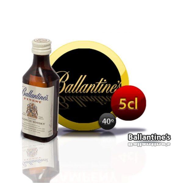 Miniatura Whisky Ballantine's