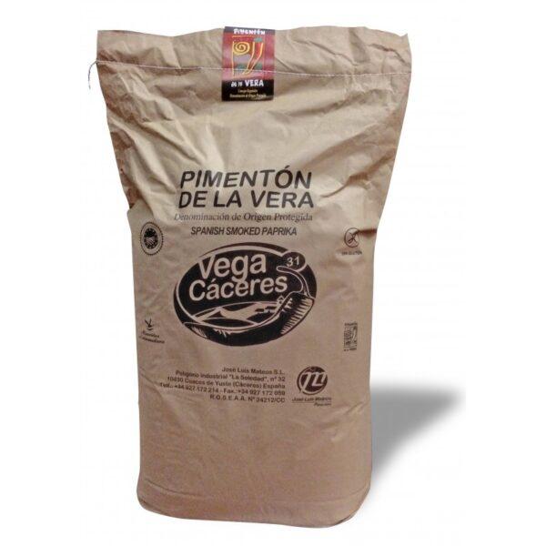 pimentón de la vera saco 5 kgs