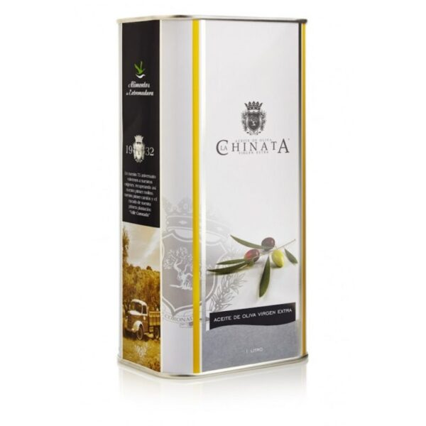 aceite de oliva virgen extra lata 1 l