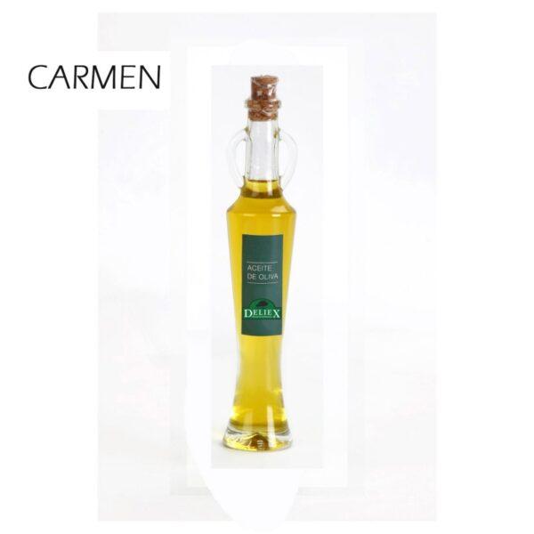 miniatura aceite de oliva Carmen