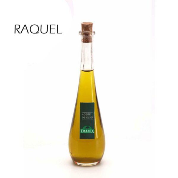miniatura aceite de oliva Raquel