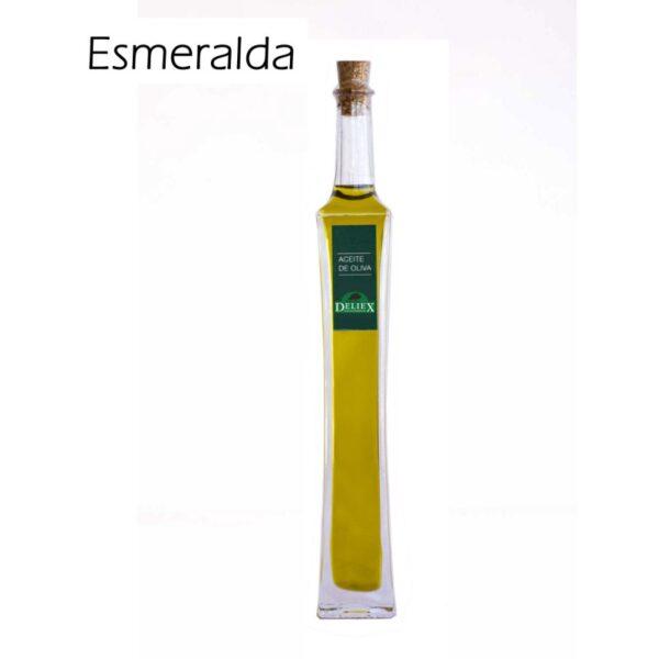 miniatura aceite de oliva esmeralda