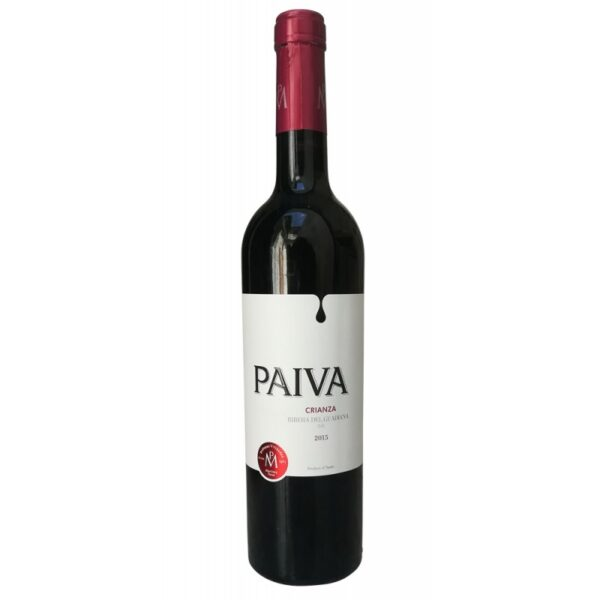 vino tinto Payva Crfianza