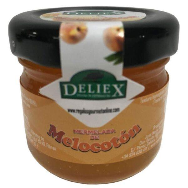 mermelada de melocotón 30 grs