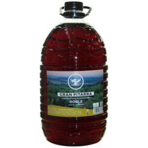 vino tinto gran pitarra garrafa 5 L