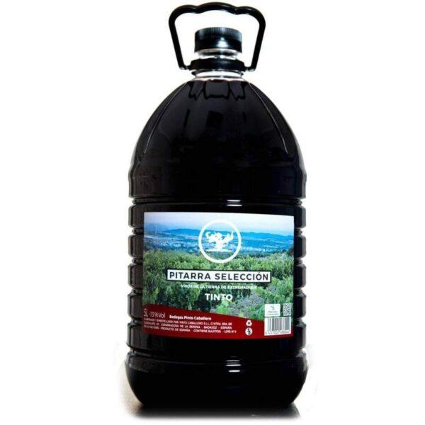 vino pitarra tinto garrafa 5 L