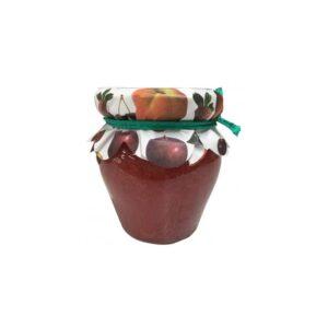mermelada de fresa natural en formato de 120 grs