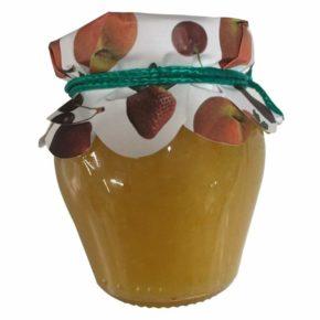 mermelada de naranja con miel natural 120 grs