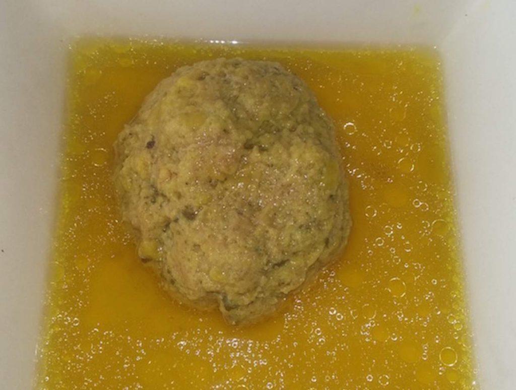 pelota de cocido