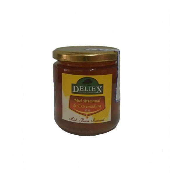 miel de castaño 500 grs