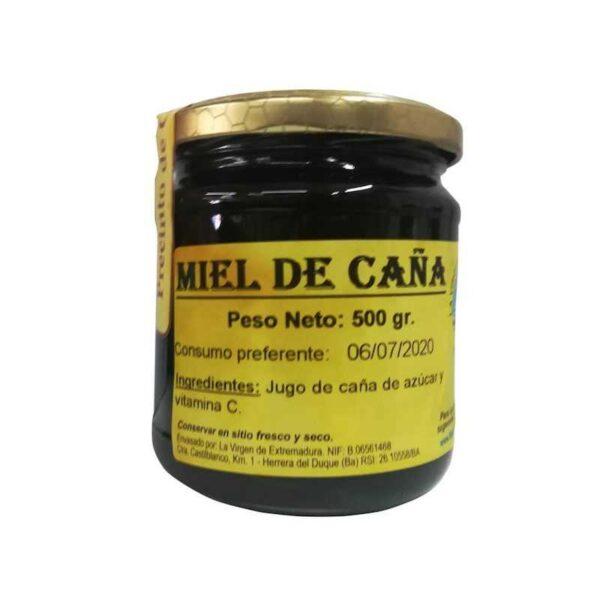 Miel de caña en formato de 500 grs