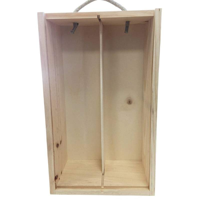 Caja madera regalo