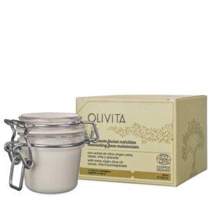crema hidratante facial Olivita