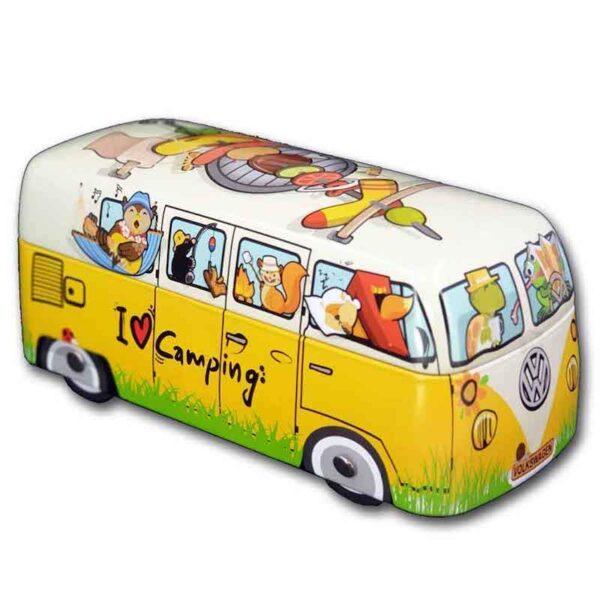 caja metal furgoneta camping