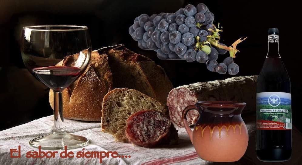 Vino de Pitarra, sabor auténtico y tradicional