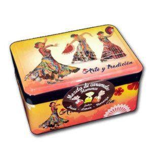 caja metal España mediana