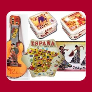 Cajas de Recuerdo España