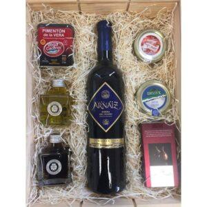 lote regalo gourmet empresa