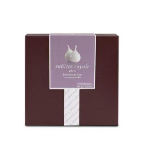 bombones chocolate blanco