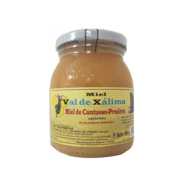 Miel de Cantueso Val de Xálima 500 grs