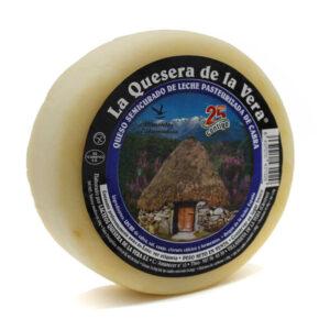 queso semicurado de cabra