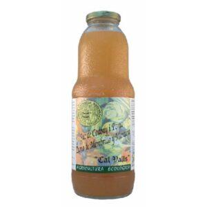 zumo ecológico de membrillo y manzana Call Valls