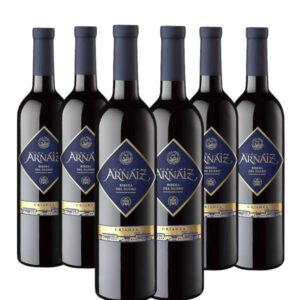 viña arnáiz crianza 6 botellas 75 ml
