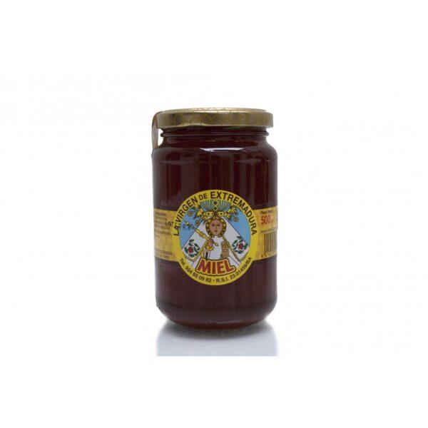 miel sierra de Guadalupe 500
