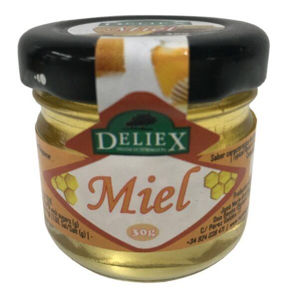 miniatura de miel milflores